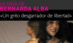 Bernarda Alba and her daughters recite Lorca